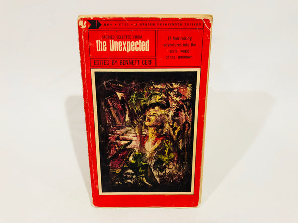 Stories Selected From The Unexpected 1963 Paperback Anthology