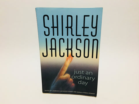 Just An Ordinary Day by Shirley Jackson 1998 Softcover Anthology