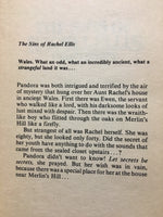 The Sins of Rachel Ellis by Philip Caveney 1979 First Edition Paperback
