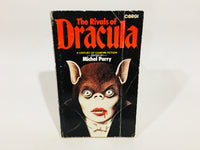 The Rivals of Dracula Edited by Michel Parry 1977 UK Edition Paperback Anthology