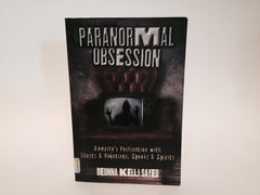 Paranormal Obsession by Deonna Sayed 2011 Softcover - LaCreeperie