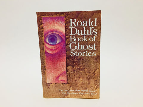 Roald Dahl's Book of Ghost Stories 1995 First US Edition Softcover Anthology