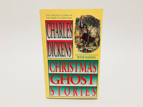 Christmas Ghost Stories by Charles Dickens 1994 Paperback Anthology