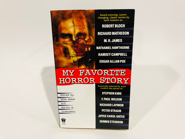 My Favorite Horror Story 2000 Paperback Anthology