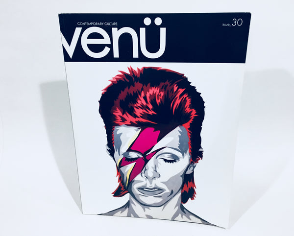 VENU Magazine - Contemporary Culture Issue 30/Spring 2016
