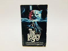 The Legacy Film Novelization 1979 Paperback