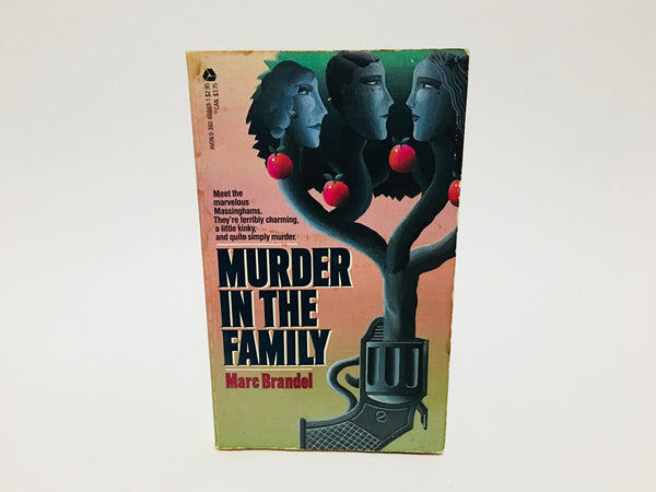 Murder in the Family by Marc Brandel 1985 Paperback