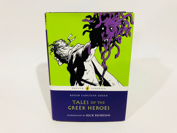 Tales of the Greek Heroes by Roger Lancelyn Green 2013 Hardcover