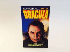 Night of Dracula by Christopher Schildt 2001 Paperback - LaCreeperie