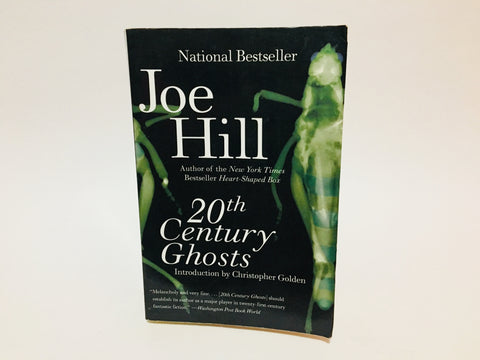 20th Century Ghosts by Joe Hill 2008 First Edition Softcover Anthology