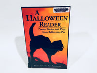 A Halloween Reader: Poems, Stories & Plays Edited by Lesley Pratt Bannatyne 2004 Softcover Anthology
