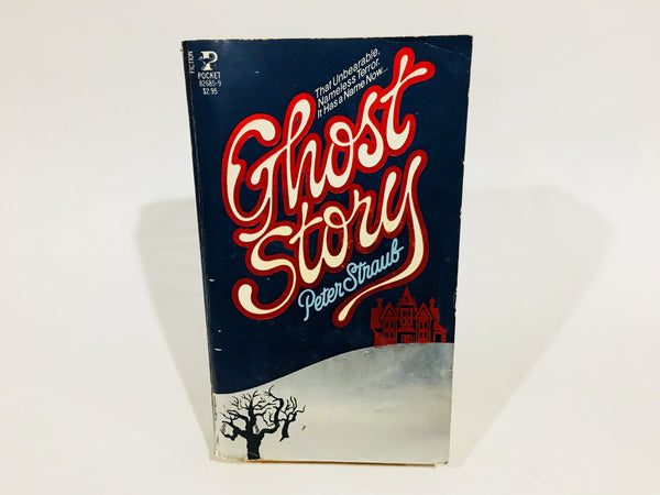 Ghost Story by Peter Straub 1980 Edition Paperback