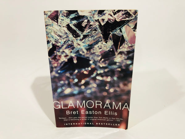 Glamorama by Bret Easton Ellis 2000 Edition Softcover