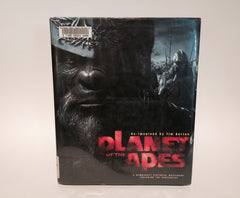 Planet of the Apes Reimagined by Tim Burton Pictorial Moviebook 2001 Hardcover - LaCreeperie