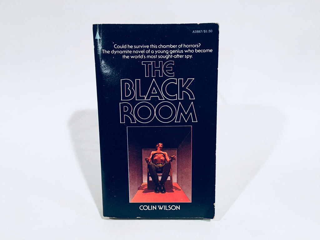 The Black Room by Colin Wilson 1975 Paperback
