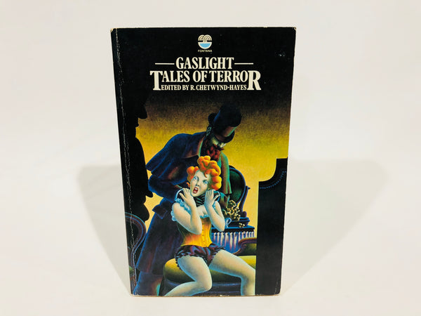 Gaslight Tales of Terror 1976 UK Edition Paperback Anthology