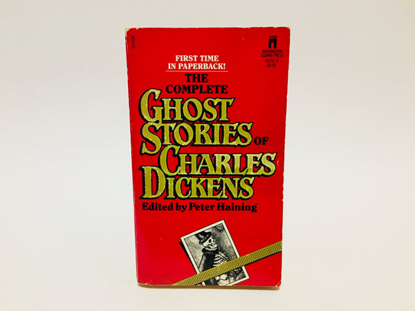 The Complete Ghost Stories of Charles Dickens 1983 Paperback Anthology