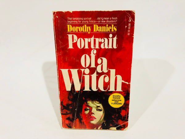 Portrait of a Witch by Dorothy Daniels 1976 Paperback