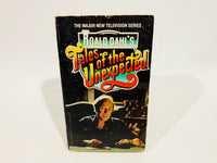 Roald Dahl's Tales of the Unexpected TV Series 1979 Paperback Anthology
