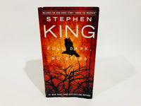 Full Dark, No Stars by Stephen King 2011 First Edition Paperback