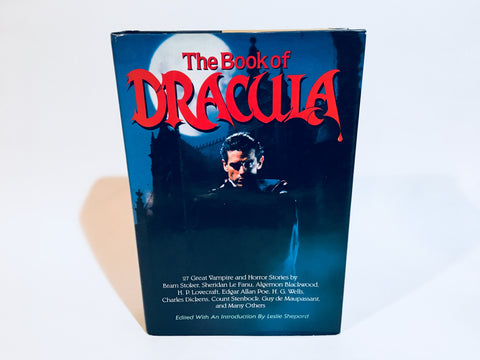 The Book of Dracula 1991 Hardcover Anthology