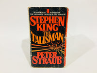 The Talisman by Stephen King and Peter Straub 1985 Early Edition Paperback