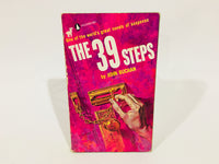 The 39 Steps by John Buchan 1950s Paperback