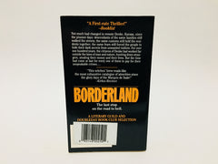Border Land by S.K. Epperson 1992 Paperback