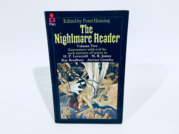 The Nightmare Reader Vol. 2 1976 UK Edition Paperback