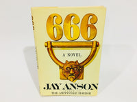 666 by Jay Anson 1981 BCE Hardcover