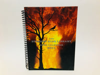 Stephen King Library 2011 Desk Calendar Spiralbound Hardcover
