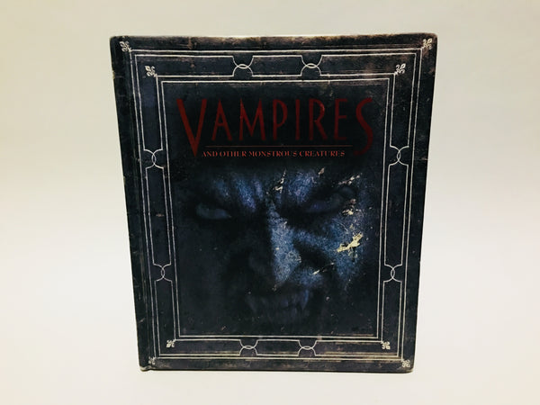 Vampires and Other Monstrous Creatures by Mary Jane Knight 2008 Hardcover