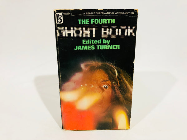 The Fourth Ghost Book 1971 Paperback Anthology Series