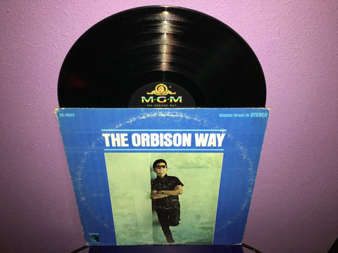 Roy Orbison - The Orbison Way Vinyl LP 1965 Pop Vocals Classics