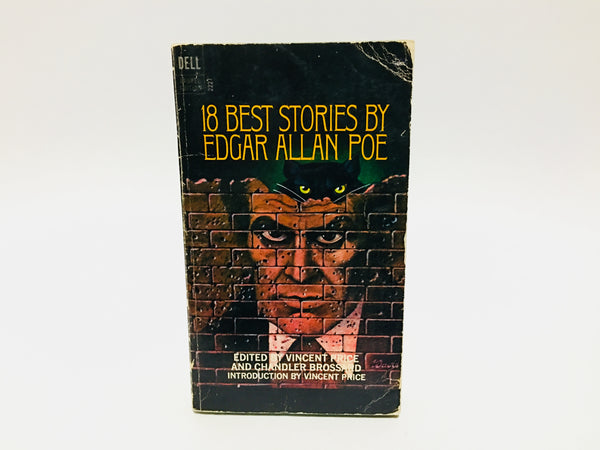 18 Best Stories by Edgar Allan Poe 1970 Edition Paperback Anthology