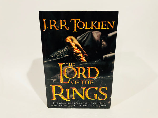 The Lord of the Rings by J. R. R. Tolkien 2012 Movie Tie-In Edition Softcover