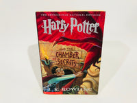 Harry Potter and the Chamber of Secrets by J.K. Rowling 1999 Edition Paperback