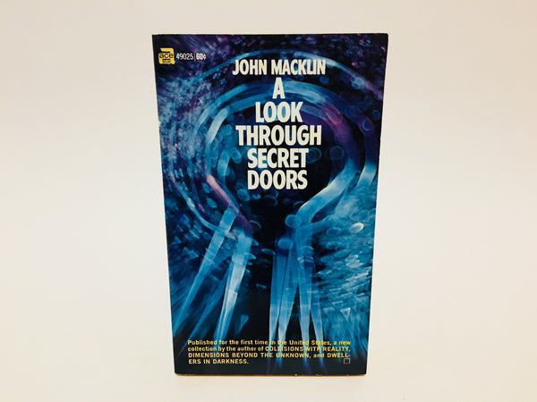 A Look Through Secret Doors by John Macklin 1969 Paperback