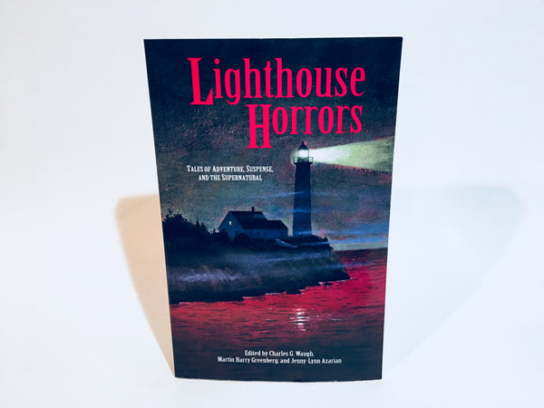 Lighthouse Horrors 1993 Softcover Anthology