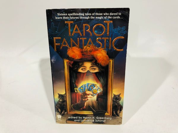 Tarot Fantastic 1997 First Edition Paperback Anthology