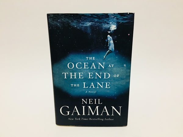 The Ocean at the End of the Lane by Neil Gaiman 2013 First Edition Hardcover