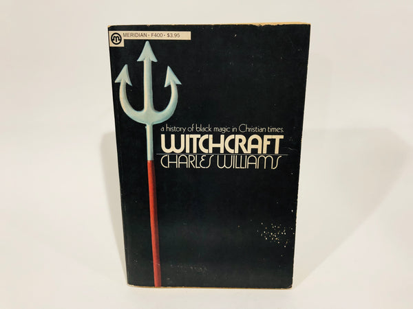 Witchcraft by Charles Williams 1959 Softcover