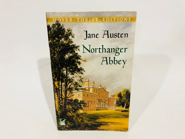 Northanger Abbey by Jane Austen 2000 Softcover