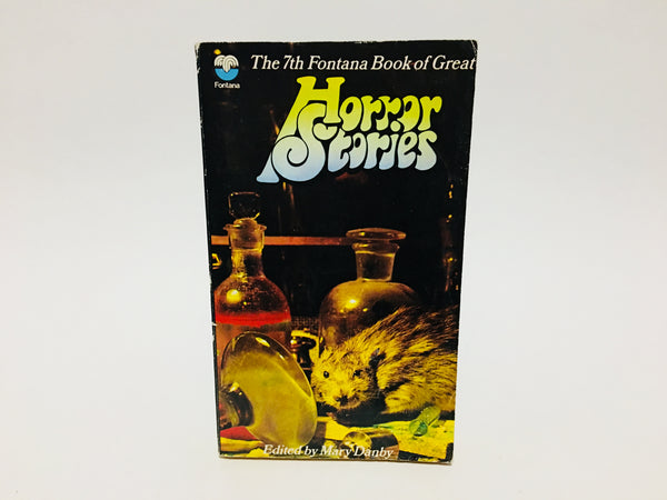 The 7th Fontana Book of Great Horror Stories 1972 Uk Edition Paperback Anthology