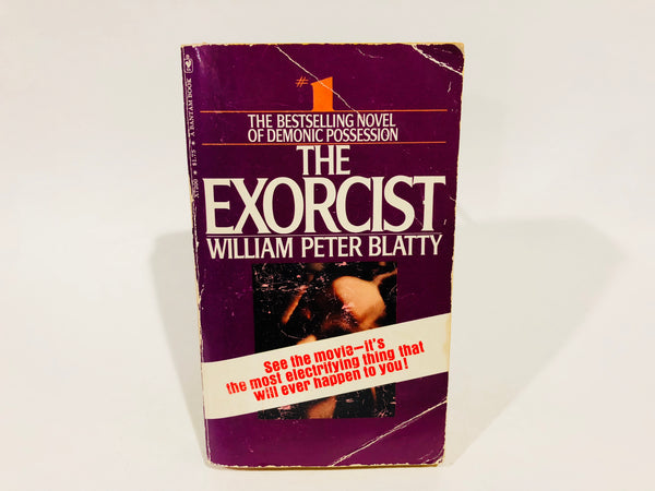The Exorcist by William Peter Blatty 1974 Paperback