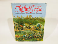 The Little People by Neil Philip 2002 Hardcover