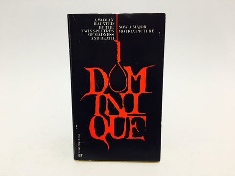 Dominique by R. Chetwynd-Hayes 1979 Paperback