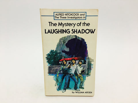 Alfred Hitchcock: The Mystery of the Laughing Shadow 1969 Paperback