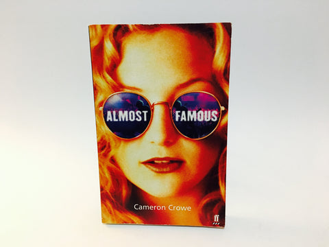 Almost Famous by Cameron Crowe Screenplay 2000 UK Edition Softcover