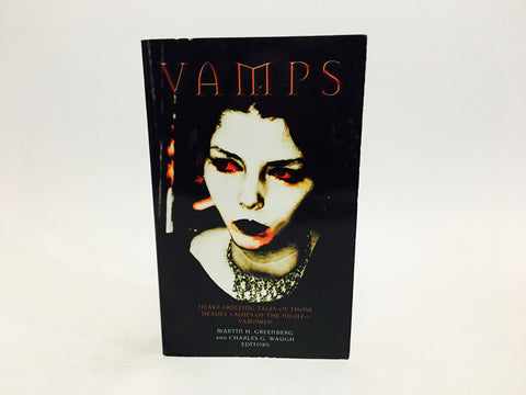 Vamps 1987/2004 Paperback Anthology